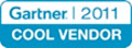 Nimble Gartner Cool Vendor 2011 Award