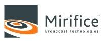 Mirifice logo for social media case study