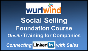 Social Selling Foundation Training