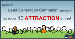 10 Attraction Ideas Image Wurlwind LinkedIn Lead Generation