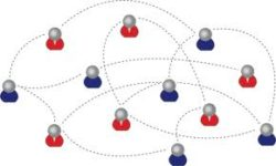 LinkedIn Contacts Network