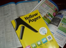 Do you use LinkedIn like Yellow Pages for business?