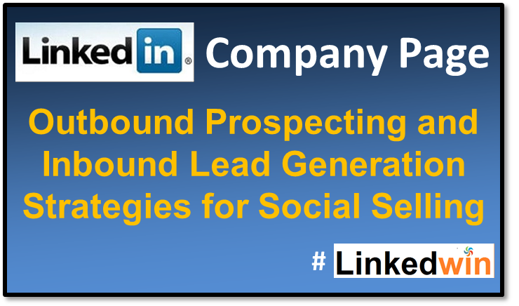 LinkedIn Company Page for Lead Generation