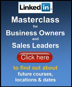 LinkedIn Training Masterclass Sidebar 250x300