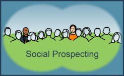 Wurlwind Social Selling Matrix - Social Prospecting