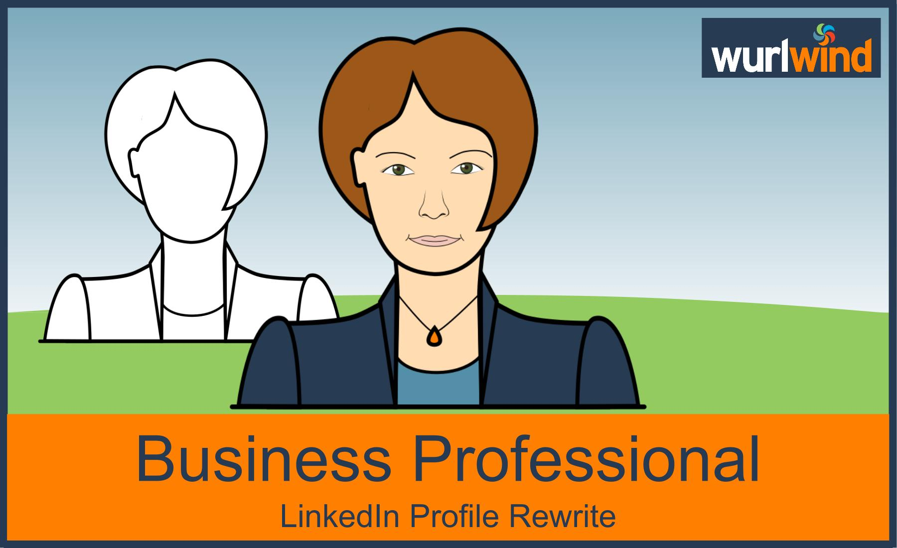 LinkedIn Profile Rewrite Business Professional Image Mark Stonham Wurlwind