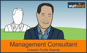 Consultant LinkedIn Profile Rewrite Image Mark Stonham Wurlwind