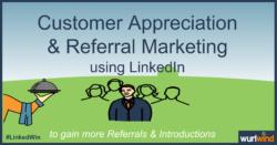 LinkedIn Lead Generation Referral Marketing Image Mark Stonham Wurlwind