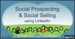 LinkedIn Lead Generation Social Prospecting Social Selling Image Mark Stonham Wurlwind