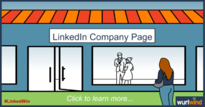 LinkedIn Lead Generation Company Page Mark Stonham Wurlwind