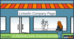 LinkedIn Lead Generation Company Page Image Mark Stonham Wurlwind
